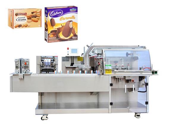 Automatic Foods Cartonning Machine  (1)